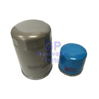 ex120-1 / 4bd1 hitachi excavator oil filter & fuel filter   shopee malaysia