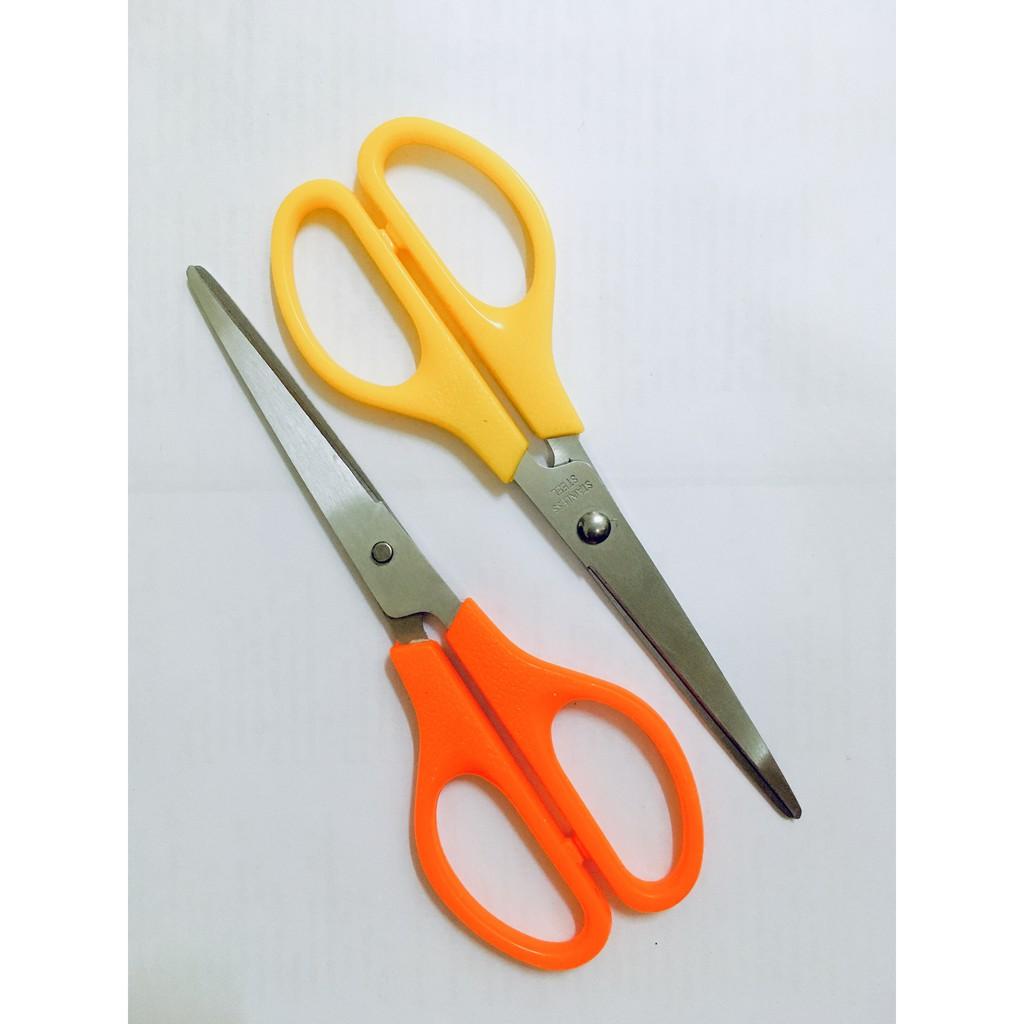 "YONGXING Stainless Steel Scissor Multi-Purpose Round Head 7"" Scissor S107"