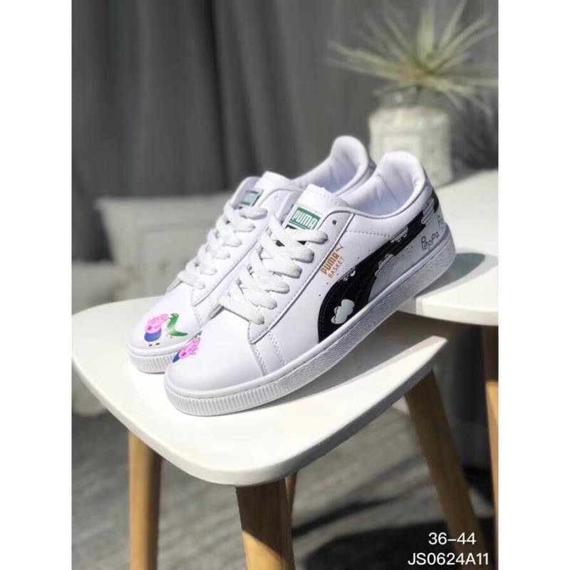 plus récent 41c78 0757d PUMA Suede classic piglet page co-branded sneakers 34