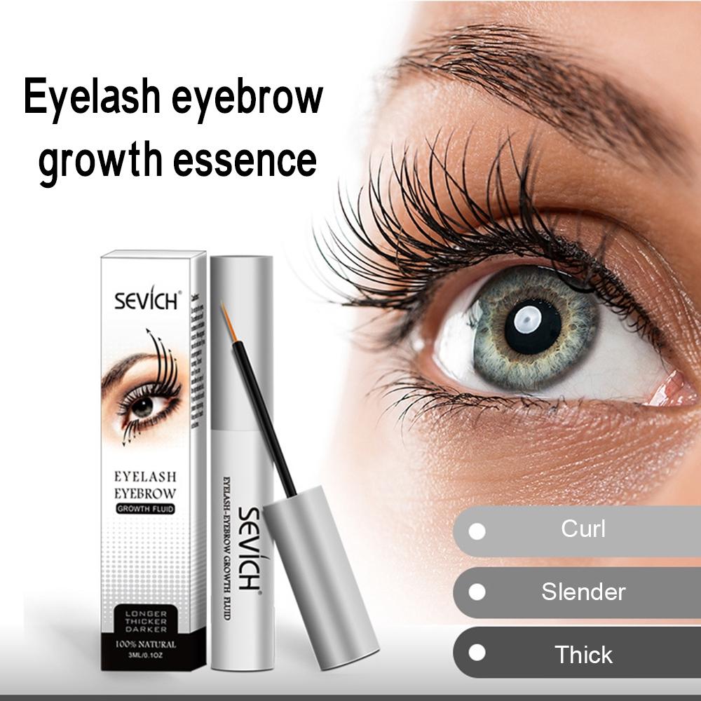 9e2130d2586 5ml Eyelash Growth Liquid Eyebrow Enhancer Eye Lashes Longer Thicker  Nourishing | Shopee Malaysia