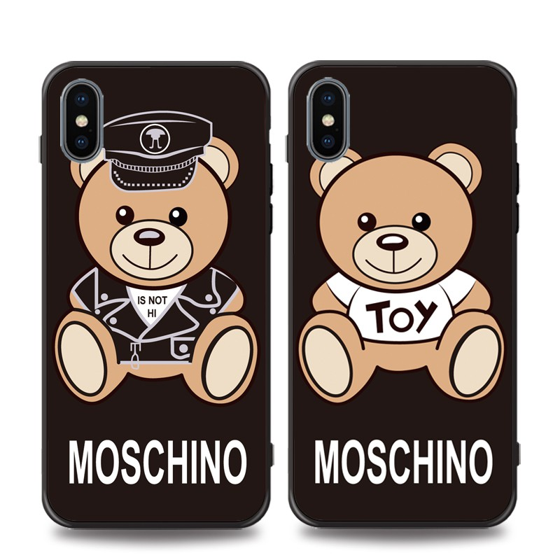 cover iphone 7 moschino