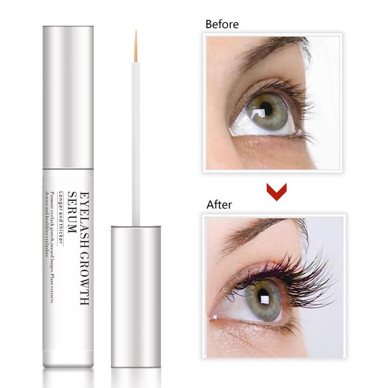 8586651999b Powerful Makeup Eyelash Growth Serum Liquid Treatment Longer Thicker 5ml |  Shopee Malaysia