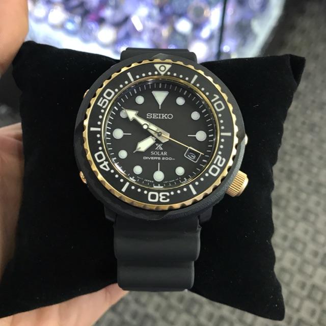 Seiko Prospex Baby Tuna Divers 200m Solar SNE498P1
