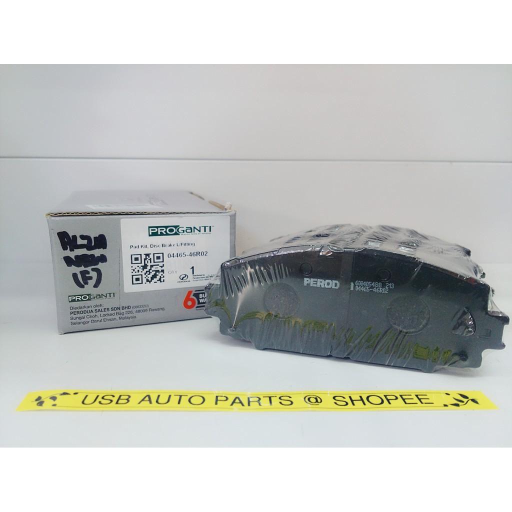 Fits:Hyundai Santa Fe 2013 4 CYL Front /& Rear Sangsin HI-Q Premium Ceramic Pads