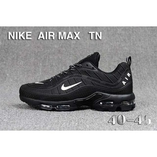 Original Nike Air Max Tn Men's Breathable Running Shoes