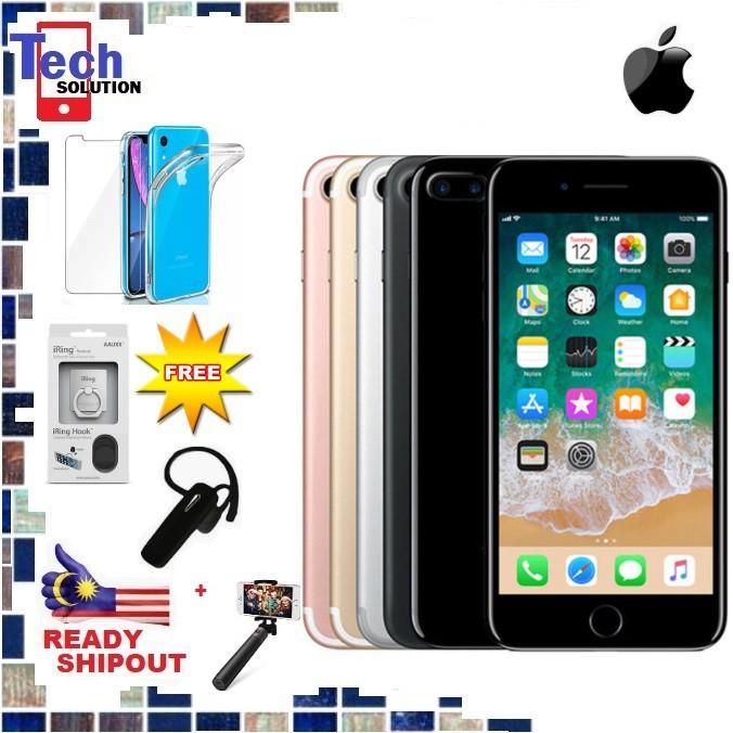 Apple iPhone 7 Plus Price in Malaysia & Specs | TechNave