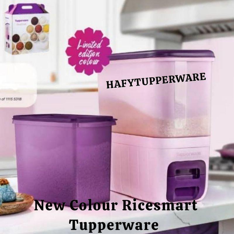 💥NEW RELEASE💥Tupperware Rice Smart (Purple)