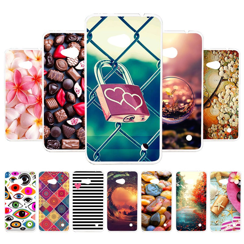 For ZTE Blade A520 Cases Silicone TPU Phone Covers Casing