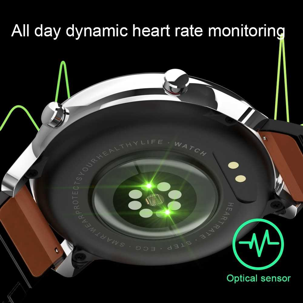 1.3 Touchscreen Smart Watch Heart Rate & ECG Monitor Blood Pressure Oxygen Scientific Sleep Multi-Sport Mode Smartwatch
