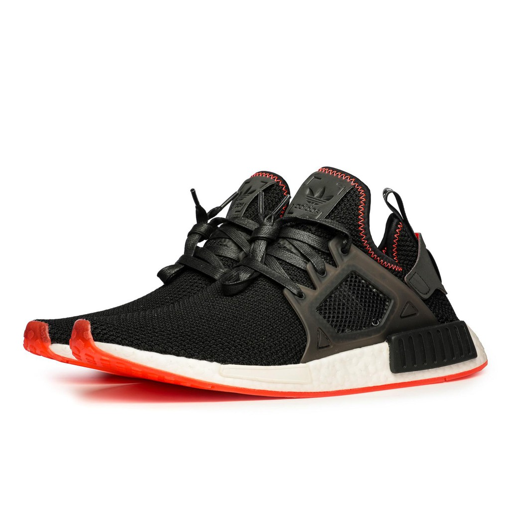 the best attitude fc172 3dbe6 CNY OFFER!! CLEARANCE!! ORIGINAL Adidas Men NMD XR1 Black Core Black Solar  Red