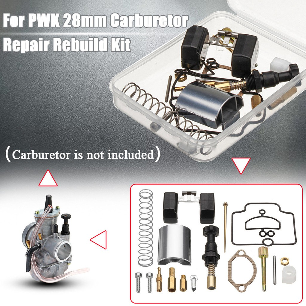 28/30mm Motorcycle Repair Kit For PWK KEIHIN OKO Carburetor Spare Jets Sets