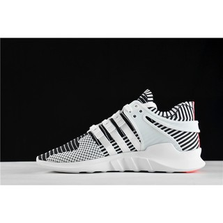 Authentic Adidas EQT Support Adv Pk zebra Men women fashion leisure shoes  BA749 cdd441e3ce0c