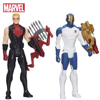 Marvel Avengers Captain America Action Figures Titan Hero Kid Toy Doll Collect
