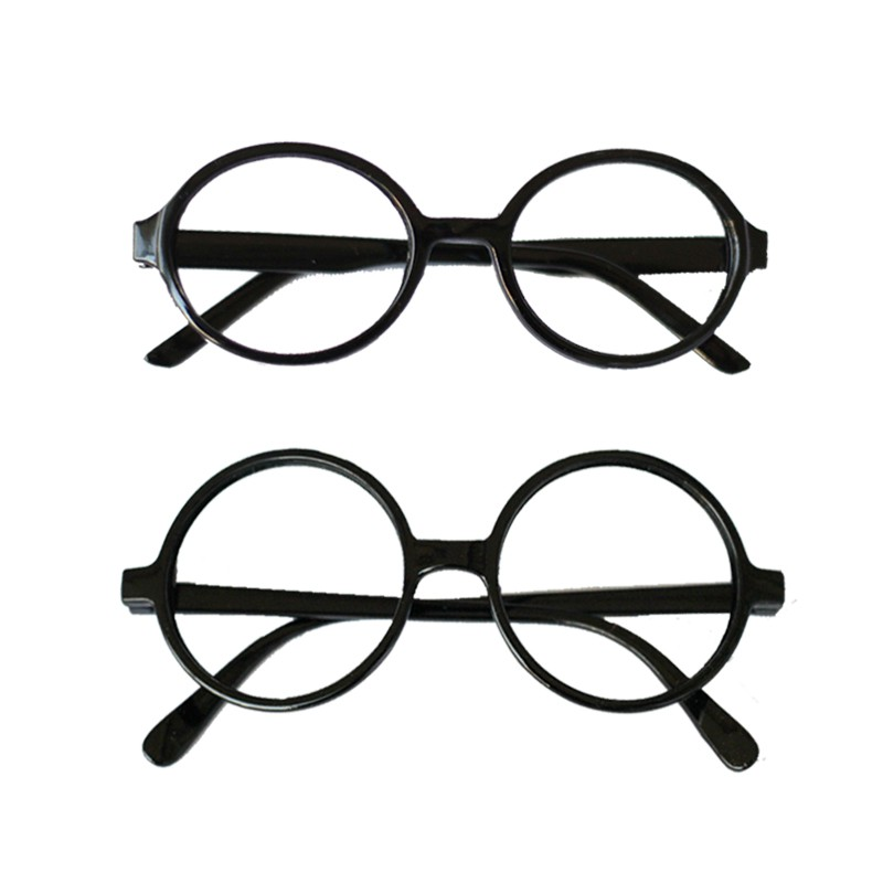 Cosplay glasses round  Glasses Frame Ala Lei COS