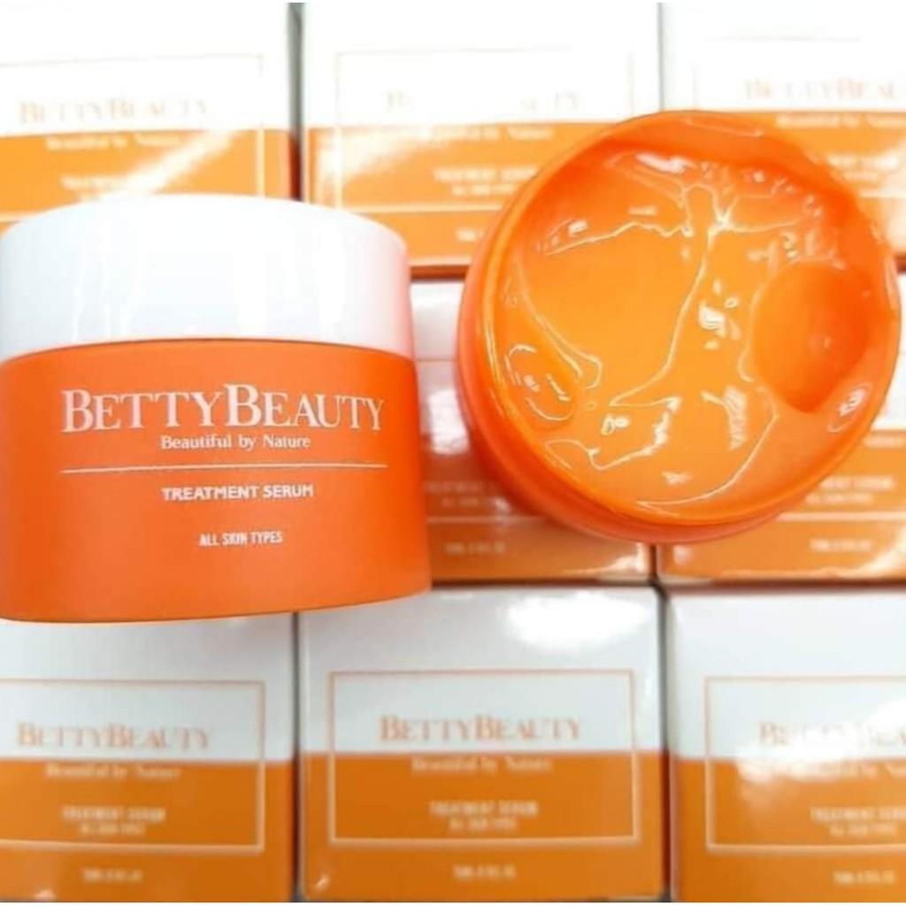 BETTY BEAUTY TREATMENT SERUM ALL SKIN TYPES 15ML 100% ORIGINAL HQ+FREEGIFT