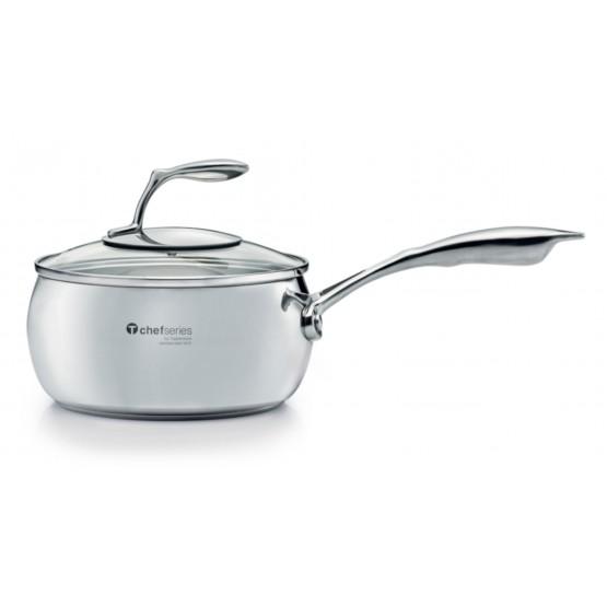 Tupperware Chef Series Saucepan 2.4L [READY STOCK]