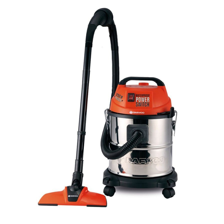 Daewoo Dust and Water Vacuum Cleaner 20L / WET AND DRY VACUUM CLEANER