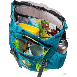 29baa3ef2a ... Deuter Waldfuchs 14 petrol-kiwi 3610117 Kids Backpack Bigger  Original.  like  0