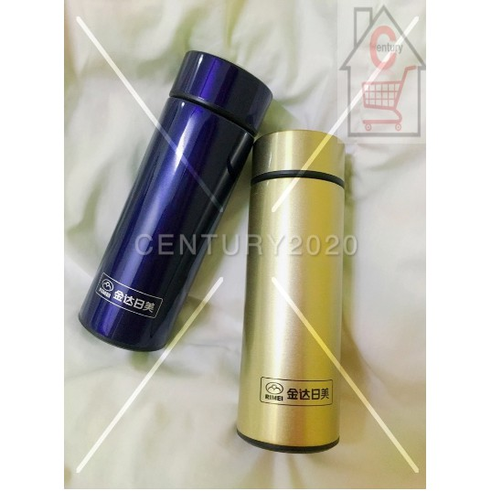 RIMEI Thermos Tea Vacuum Flask With Filter Stainless Steel 304 Thermal Cup Water Bottle Office Business Home Thermos