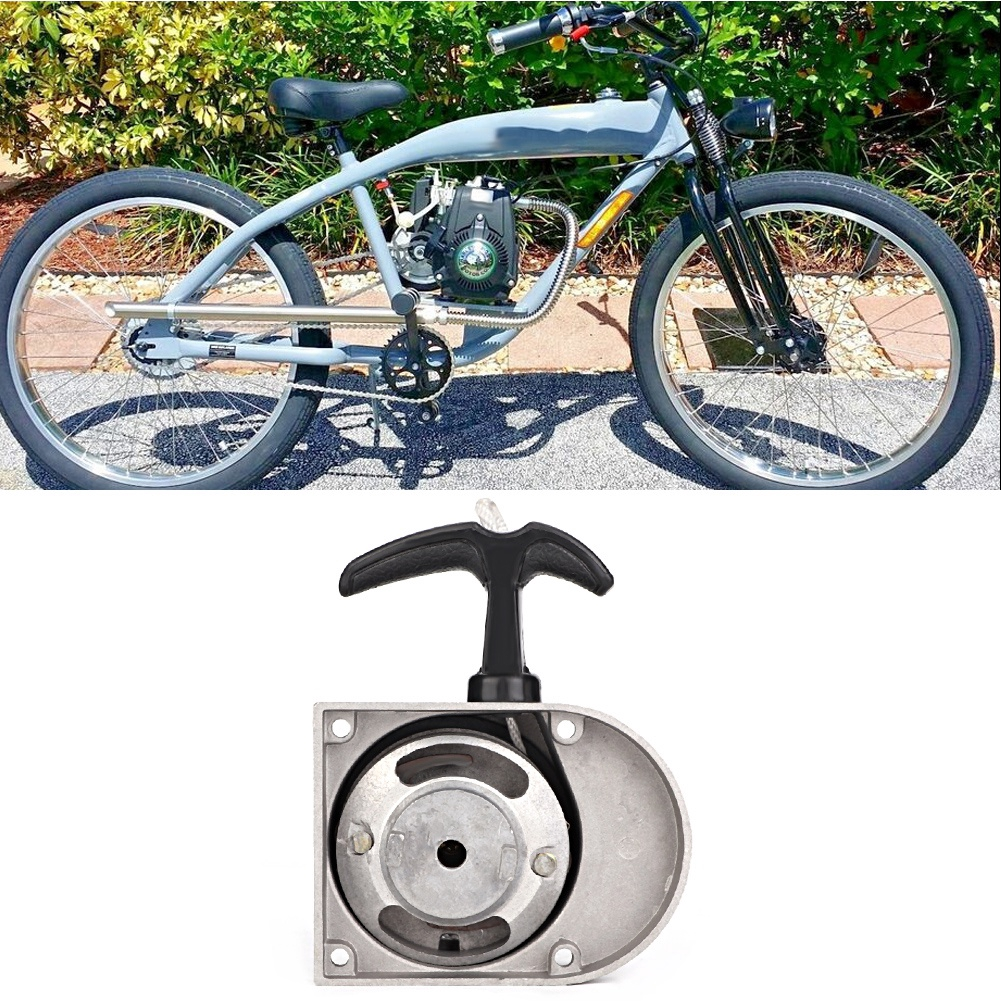 60CC 80CC Bicycle Engine Pull Starter Kits