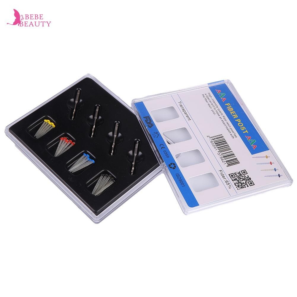 4pcs Dental Screw Drills 20pcs Fiber Resin Post Shopee Malaysia To The Home Nordins Bits N Pieces