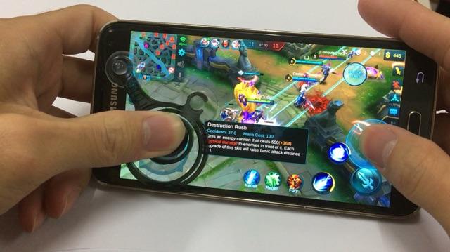 【Ready Stock】fling mini JoyStick For All mobile & ipad 1 set 2pcs | Shopee Malaysia