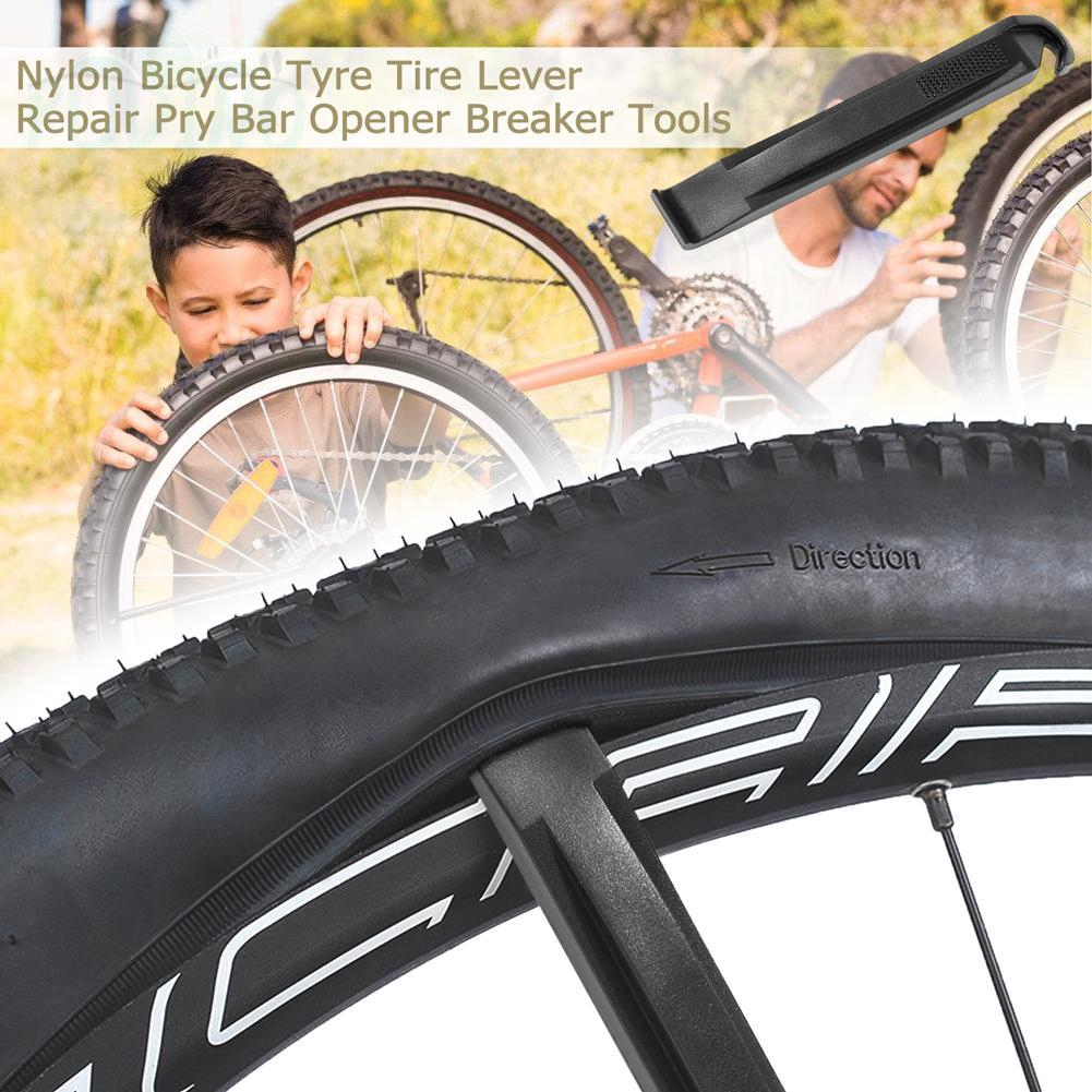 Tyre Tire Lever Tires Pry Bar Bike Repair Opener Bikes Repairing Accessories