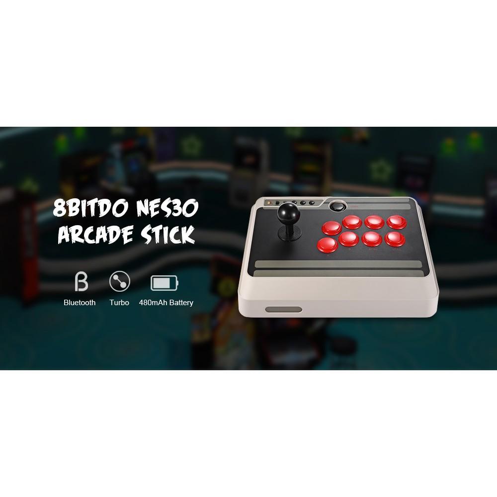 8Bitdo N30 Wireless Controller Gamepad Customizable Arcade