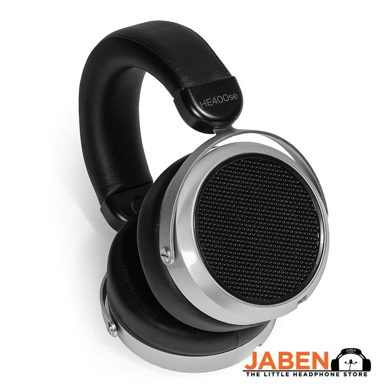 HiFiMAN HE400se International Version Planar Magnetic Detachable Cable Comfortable Open Back Over-Ear Headphones [Jaben]