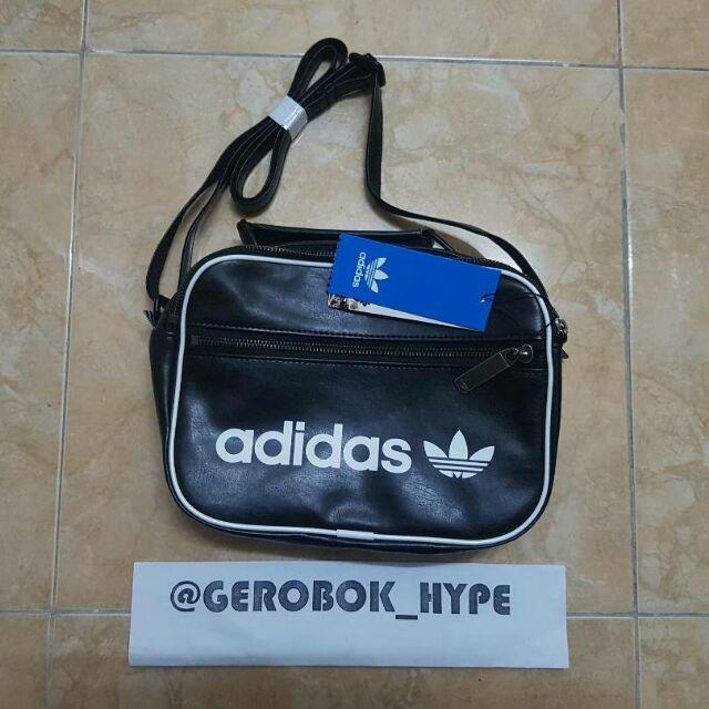 1c1f361c40 Adidas mini airliner sling bag   mini bag