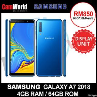 SAMSUNG GALAXY A7 2018 ( DISPLAY UNIT ) | Shopee Malaysia
