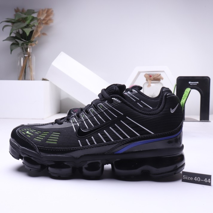 Nike Air Max Plus Og 2020 full palm air cushion men's running shoes black