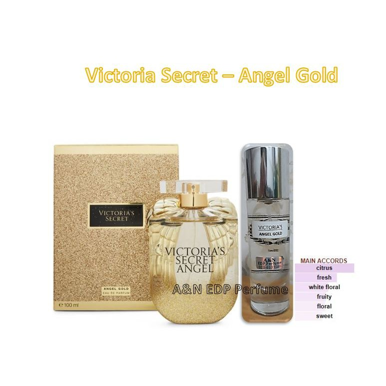 Victoria Secret Angle Gold Edp Perfume 35ml Shopee Malaysia