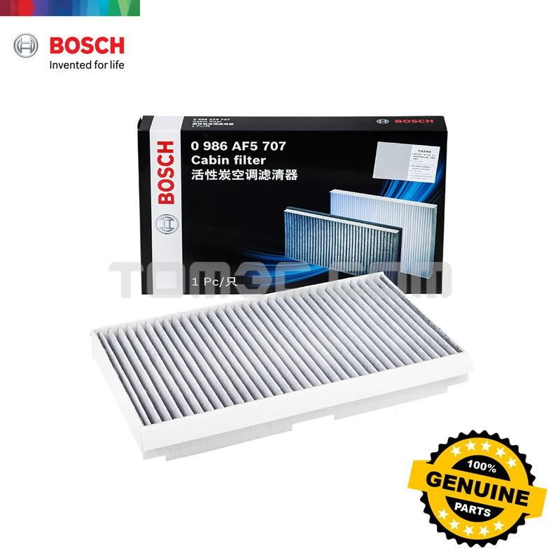 Fits VW Passat B7 Genuine Bosch Air Filter Insert