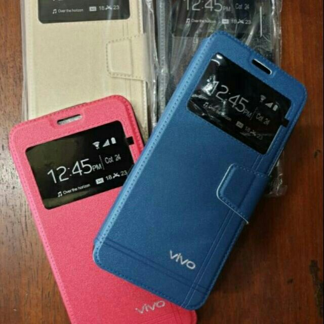 Ready Stock~Vivo Y81i / Y81/ Y83 S View Pouch 满30免运