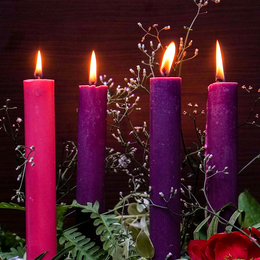 Buy Advent Candle Contents 200 uk. 200 X 20,20cm   Christmas Prayer ...