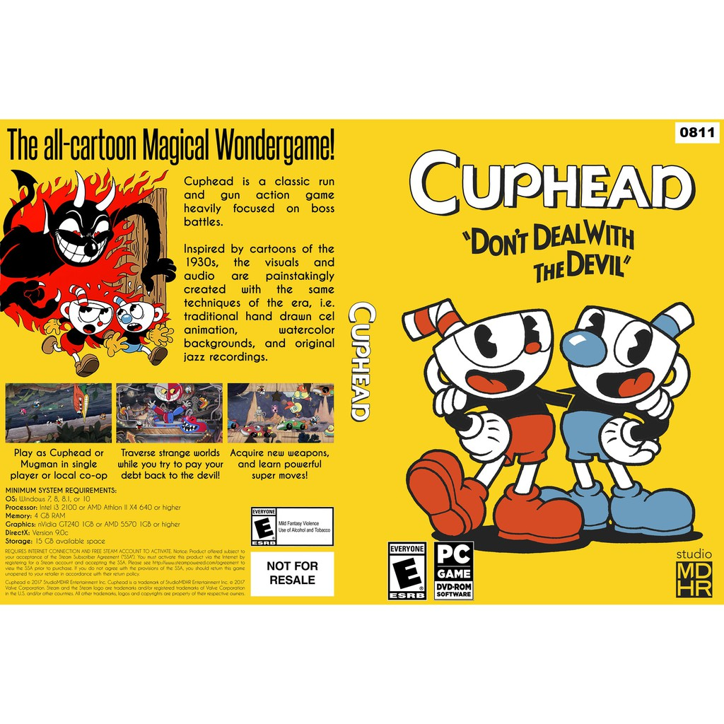 (PC) Cuphead