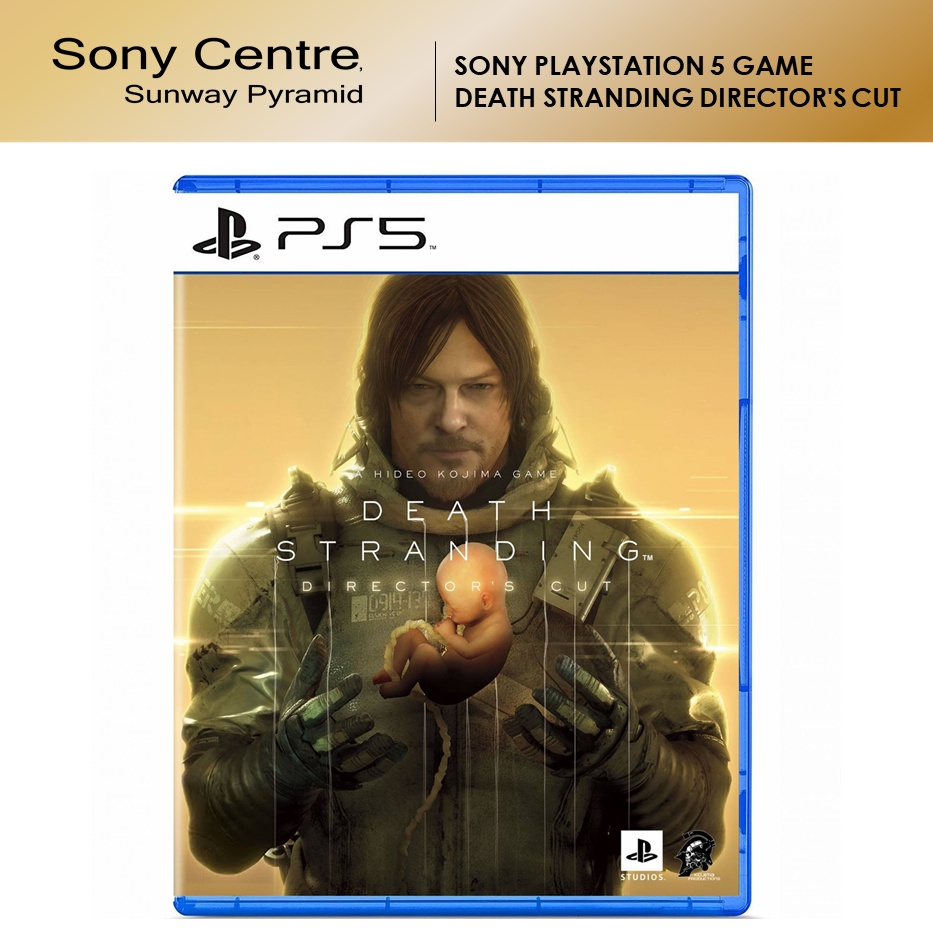 SONY PS5 GAME PS4 GAME Death Stranding Director's Cut