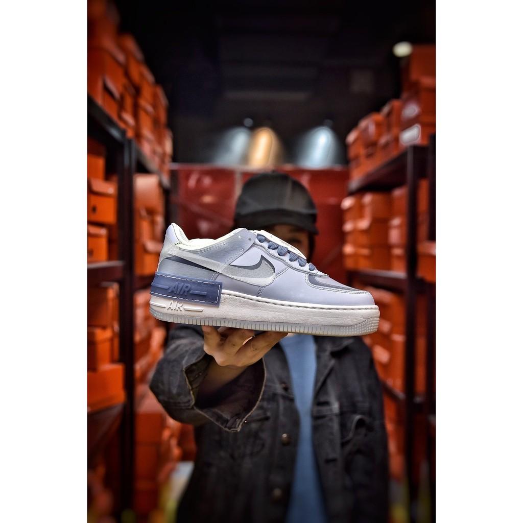 Nike Wmns Air Force 1 Shadow Se World Indigo Ck6561 001 Shopee Malaysia Wmns air force 1 shadow 'hydrogen blue'. nike wmns air force 1 shadow se world indigo ck6561 001