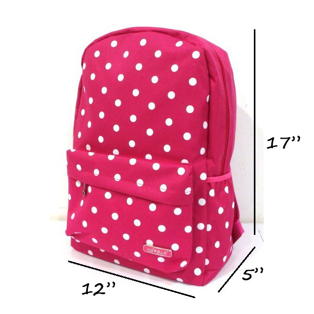 Masster School Backpack Bag Middle School Student 12573HS