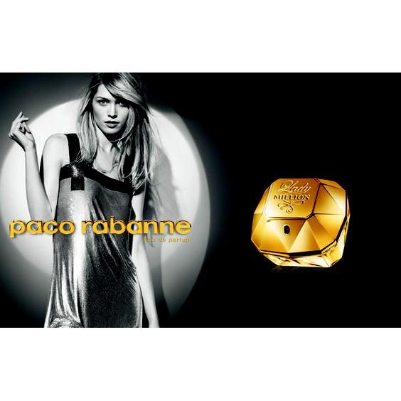 Paco Rabanne Lady Million - Eau De Parfum - Spray 80 ml