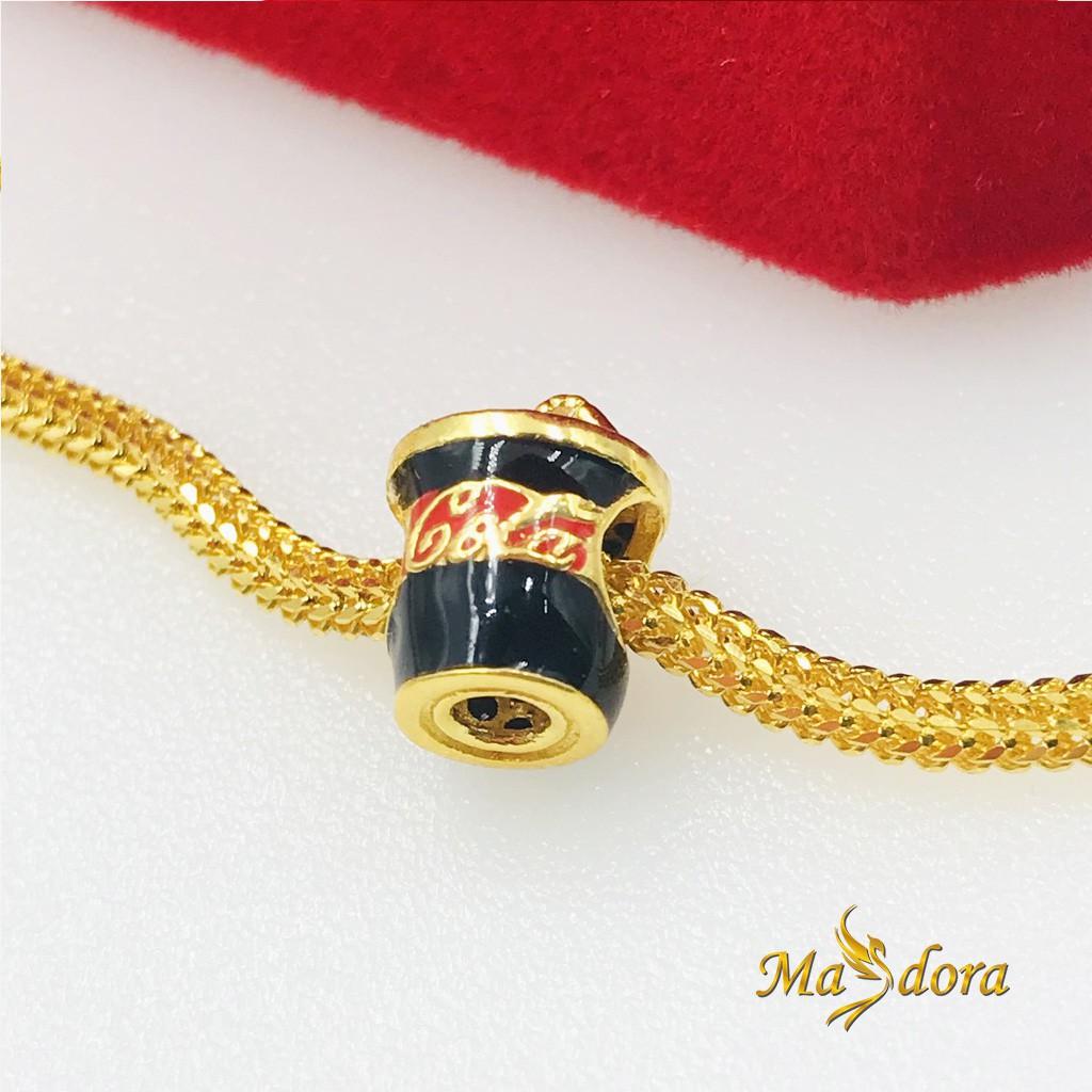 Masdora Charms and Beads ~ Desserts Series (Emas 916)