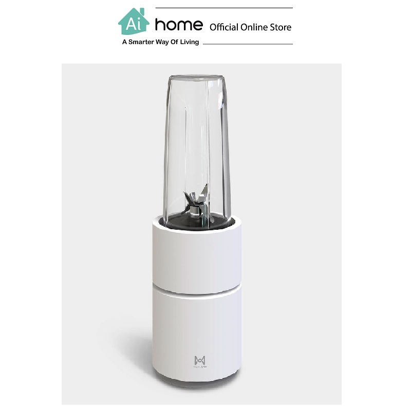 PINLO Portable Cooking Blender Machine YMB03 (White) with 1 Year Malaysia Warranty [ Ai Home ]