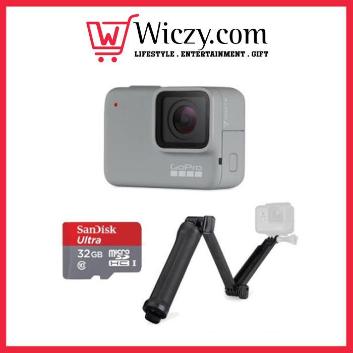 GoPro Hero 7 white Actioncam