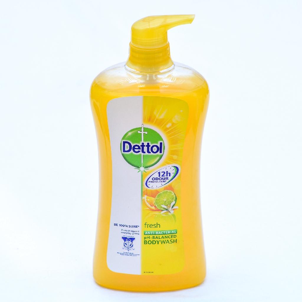 Dettol Fresh Antibacterial pH-Balanced Bodywash 950ml