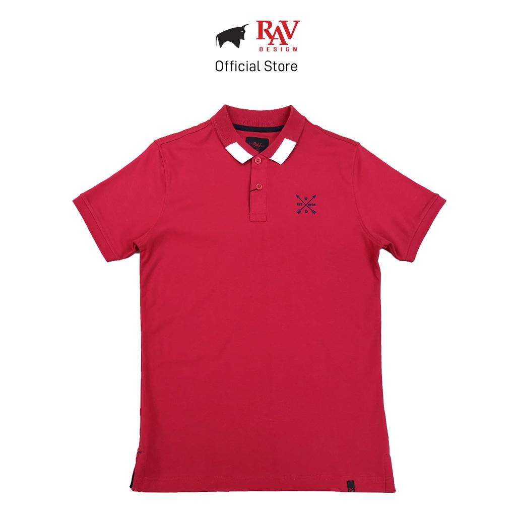 RAV DESIGN MEN'S SHORT SLEEVE POLO T-SHIRT |RCT31862001