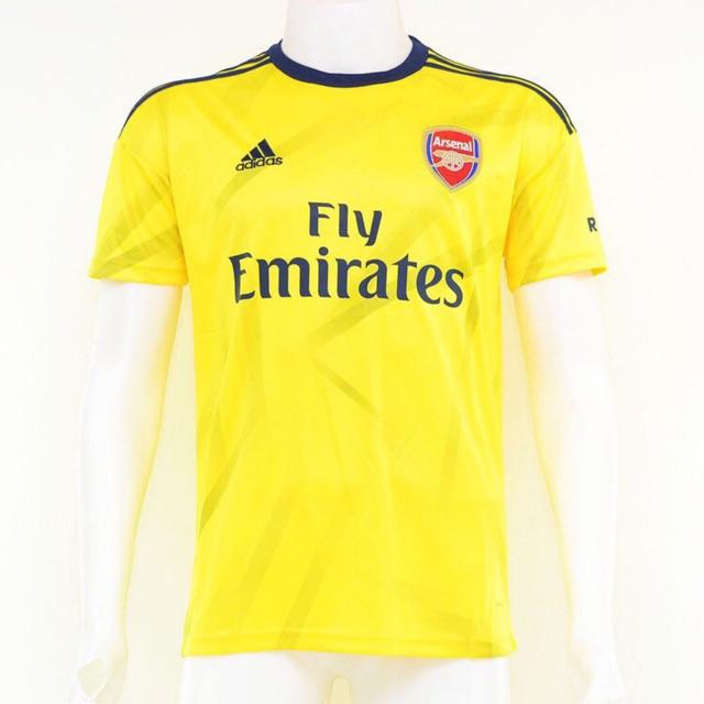 Arsenal Away Jersey 2019 2020 Shopee Malaysia