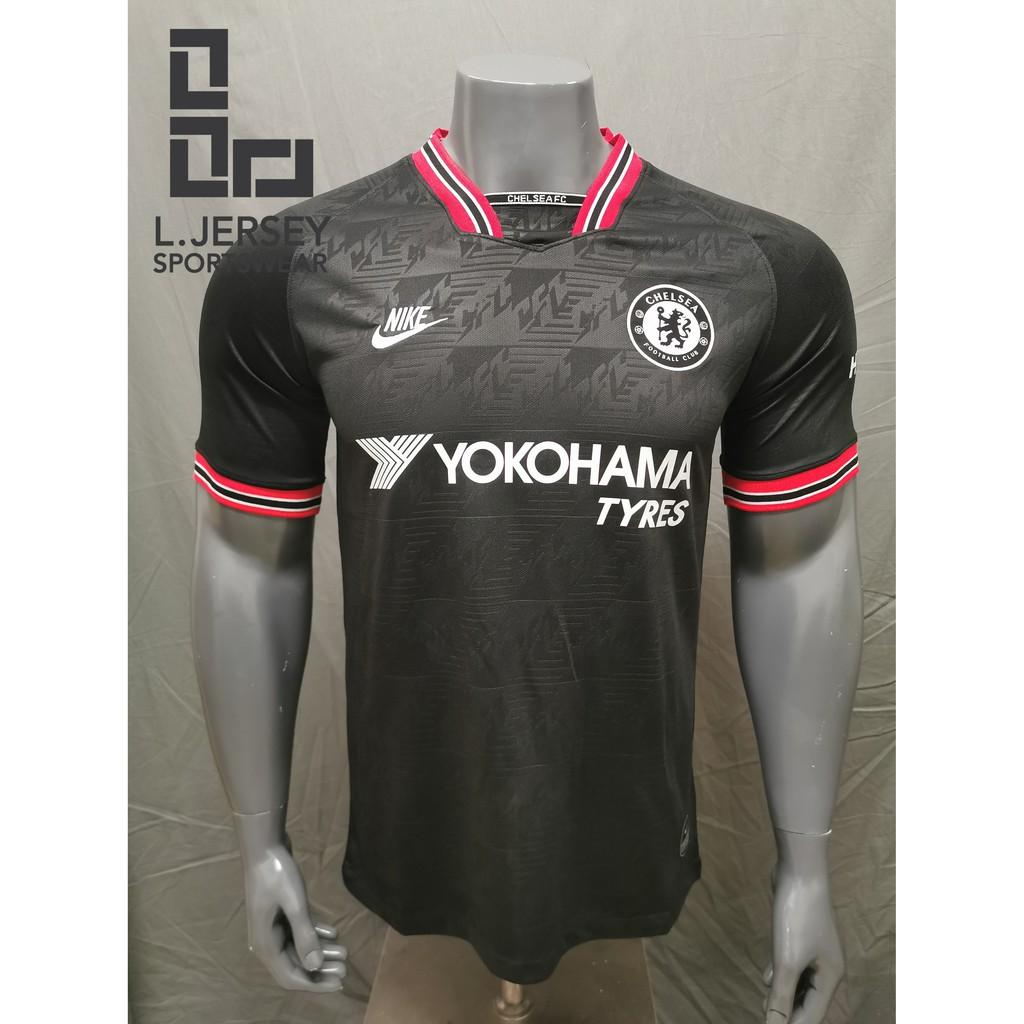 Chelsea Men 3rd Kit Season 19/20 Stadium Fans Jersey