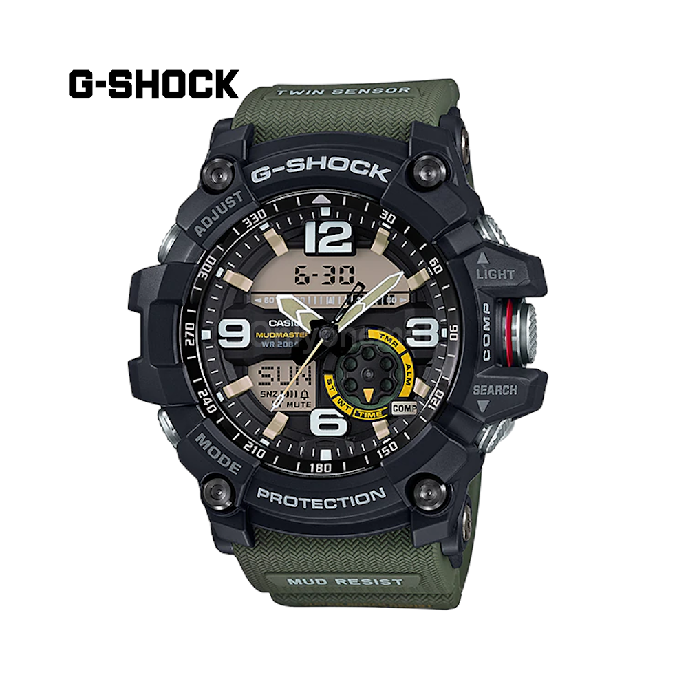 Casio G-Shock GG-1000-1A3 Master of G Mudmaster