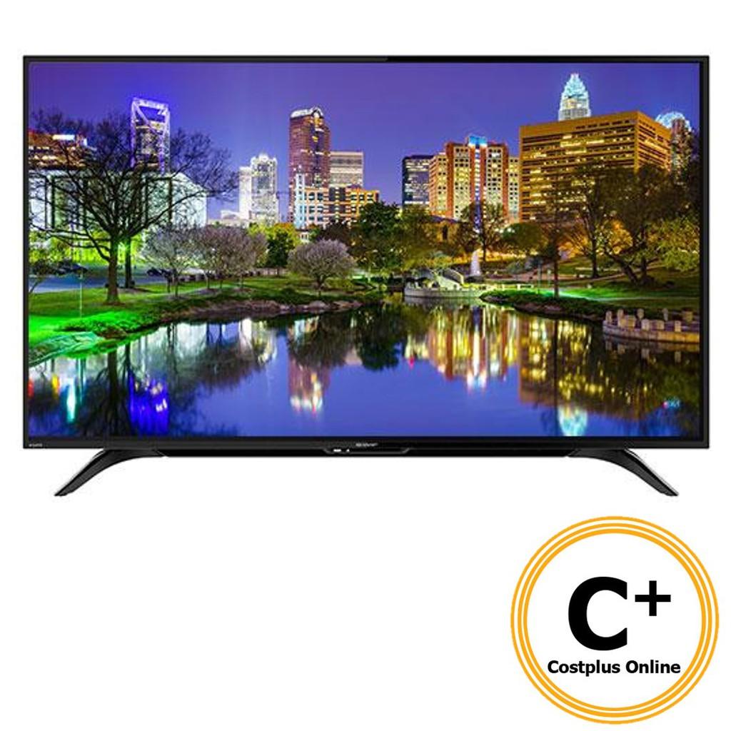 "SHARP 2TC50AD1X 50"" FULL HD LED TV with DVB-T2"